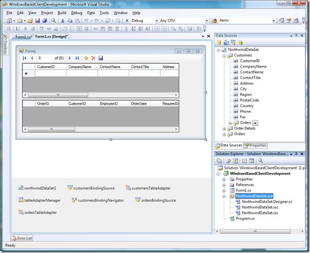 Exam 70-526 : Microsoft  Net Framework 2 0 Windows-Based